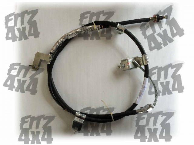 Toyota Landcruiser Rear Right Handbrake Cable