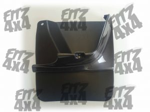 Toyota Landcruiser Rear Right Mudflap
