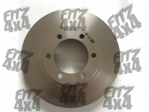 Toyota Landcruiser fornt Brake Disc
