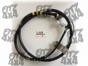 Toyota Landcruiser rear Right Handbrake Cable SWB (2)