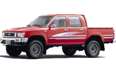 Hilux 2001 to 2005