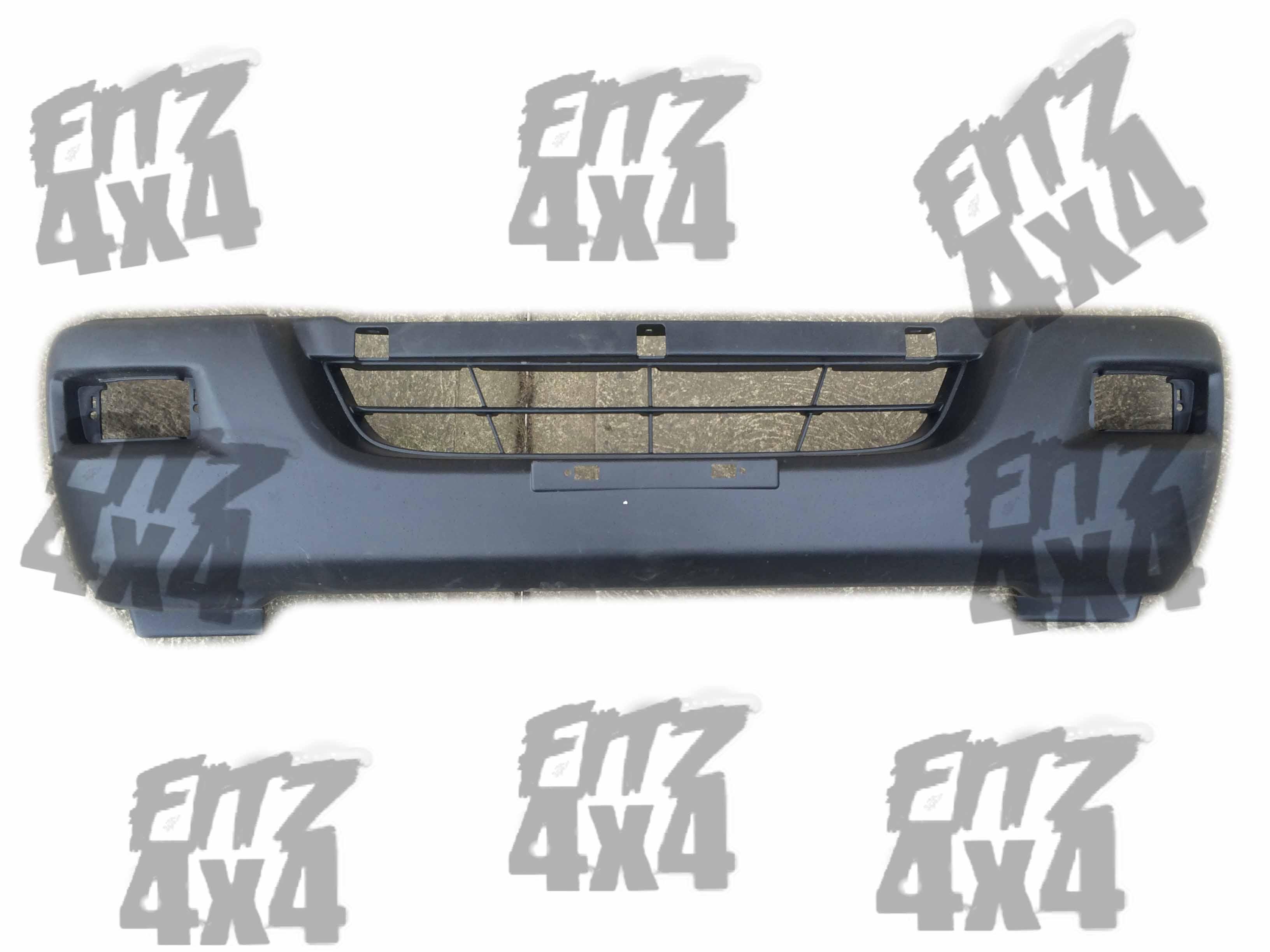 Isuzu D-Max Front Bumper (2)