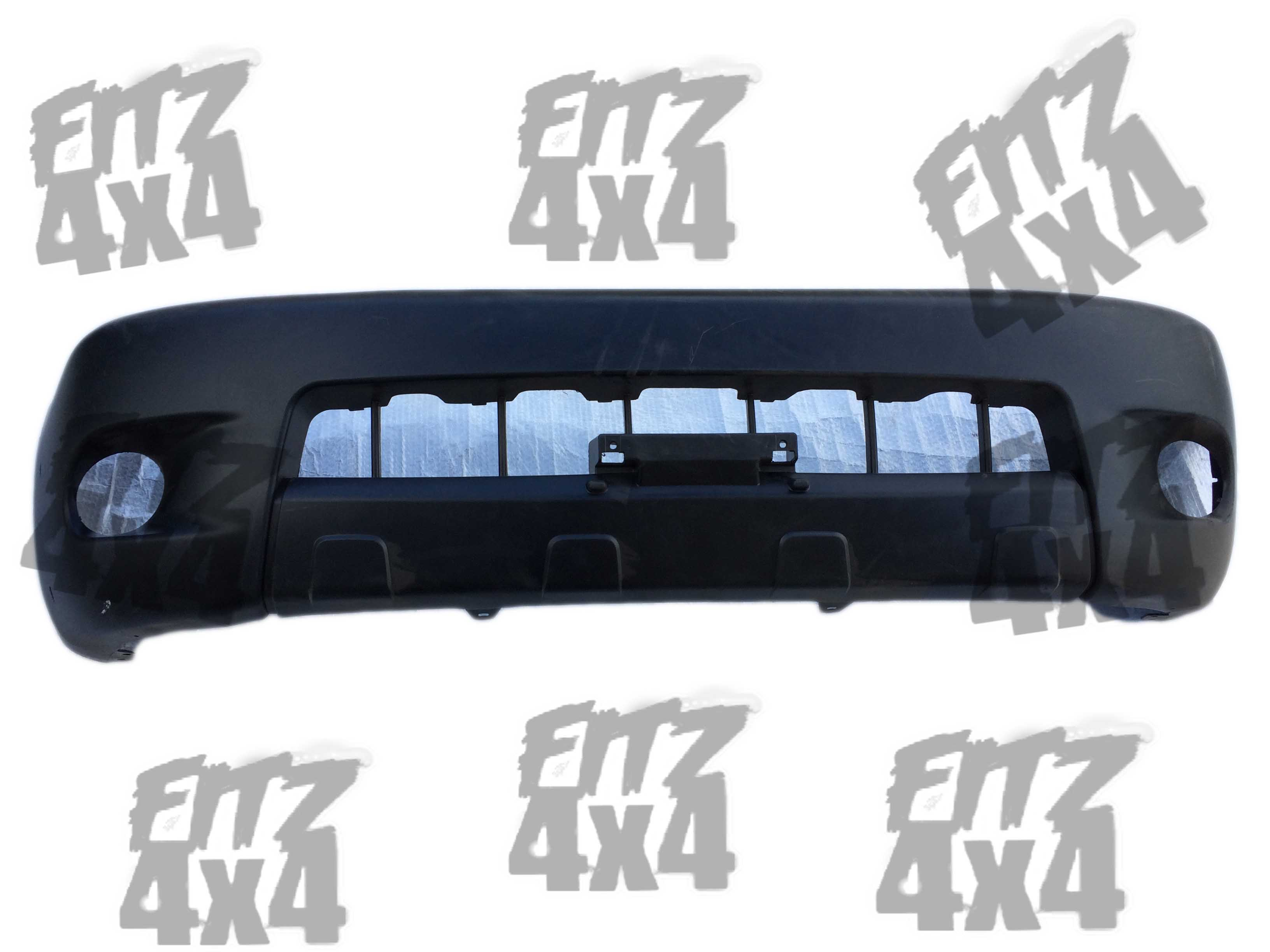 Toyota Hilux Front Bumper