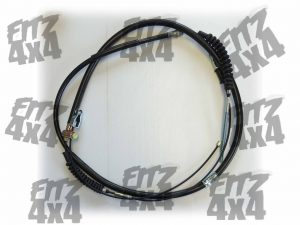 Toyota Hilux Rear Handbrake Cable