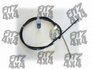 Toyota Hilux Rear Left Handbrake Cable