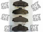 ford Ranger Front Brake Pads (2)