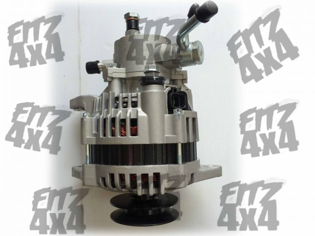Isuzu D-Max Alternator