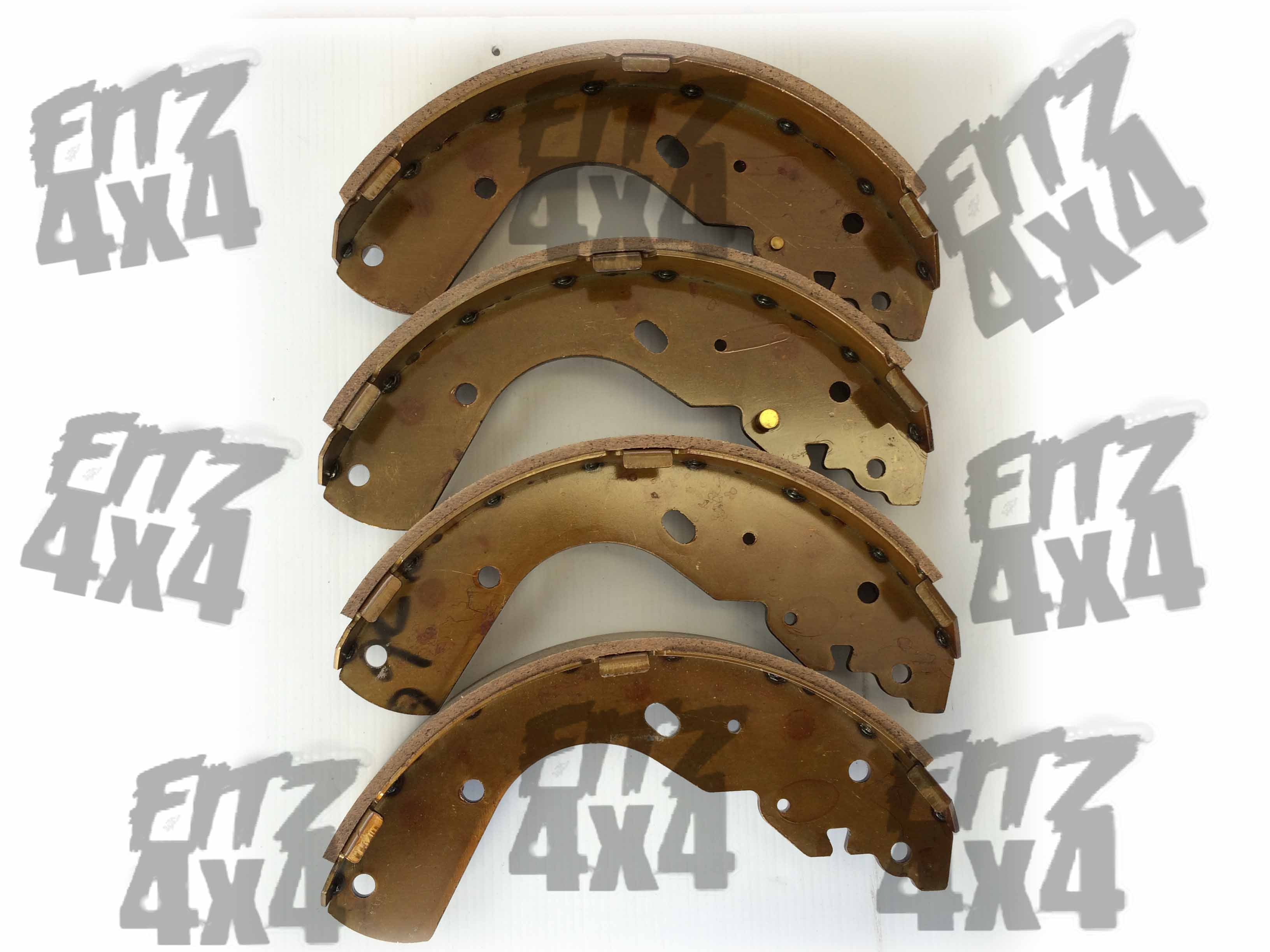 Mazda B2500 Brake Shoes
