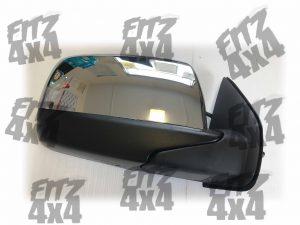 Ford Ranger Front Right Chrome Mirror