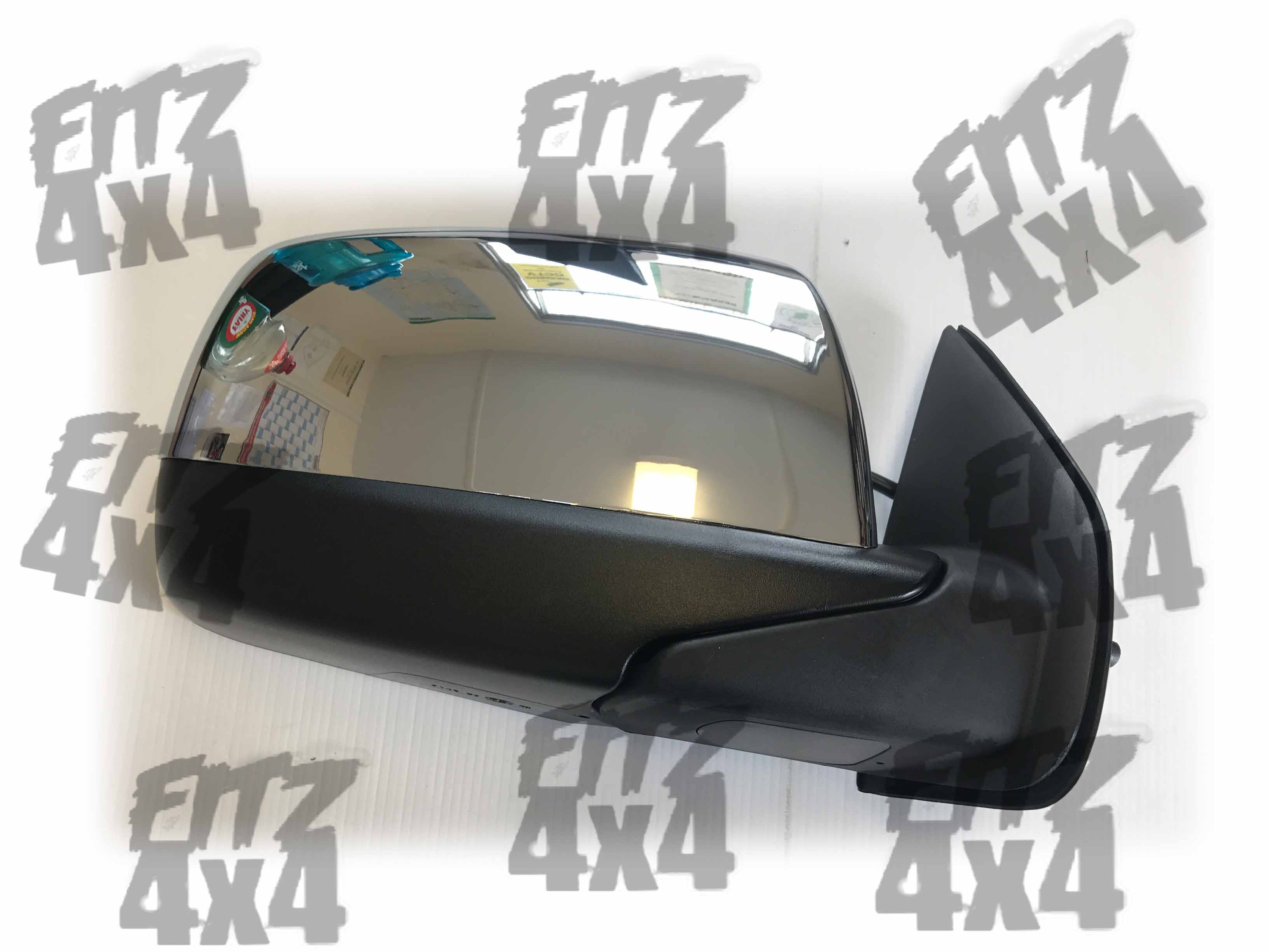 Ford Ranger Front Right Chrome Mirror