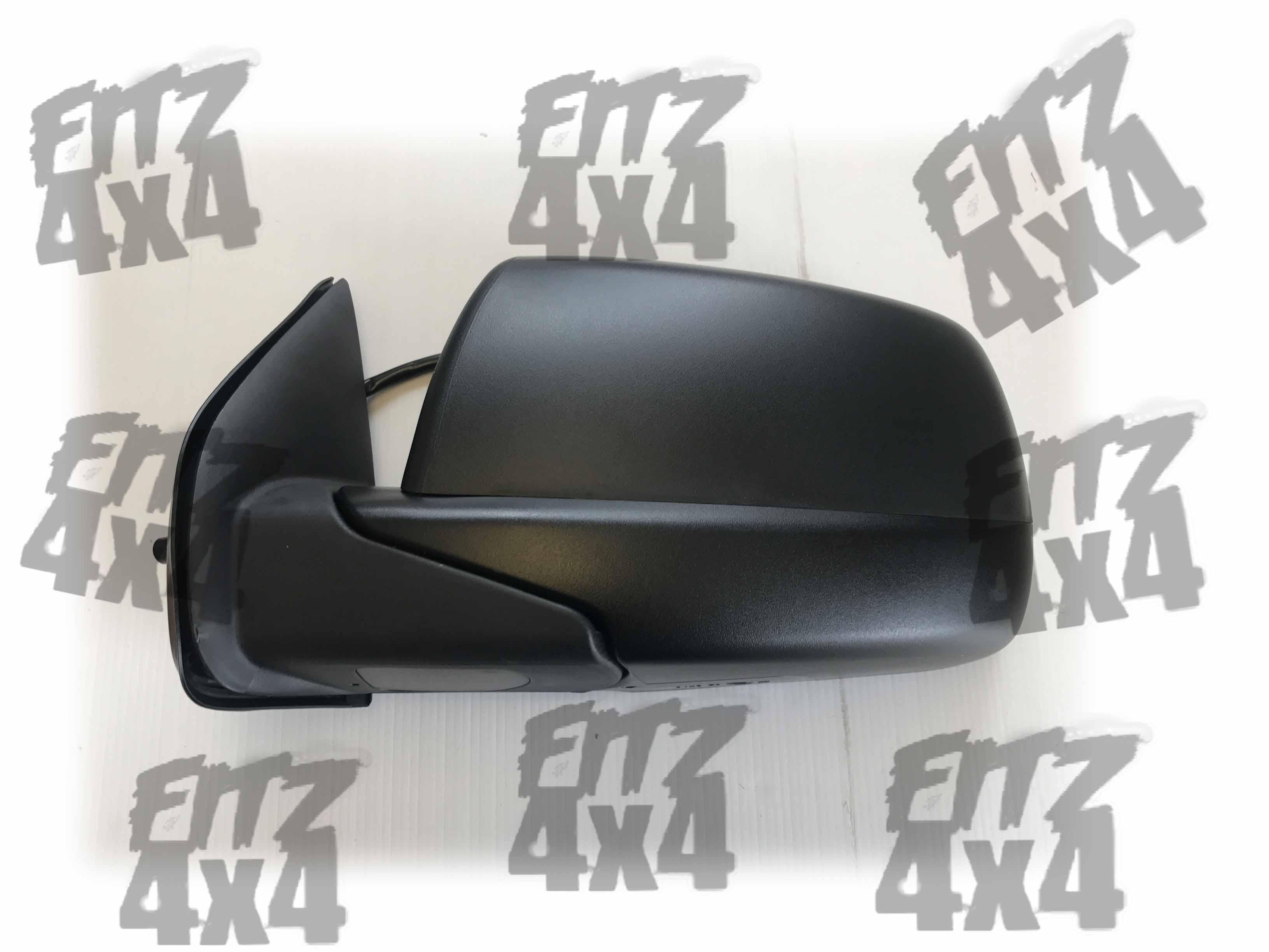Ford ranger front Left plastic mirror