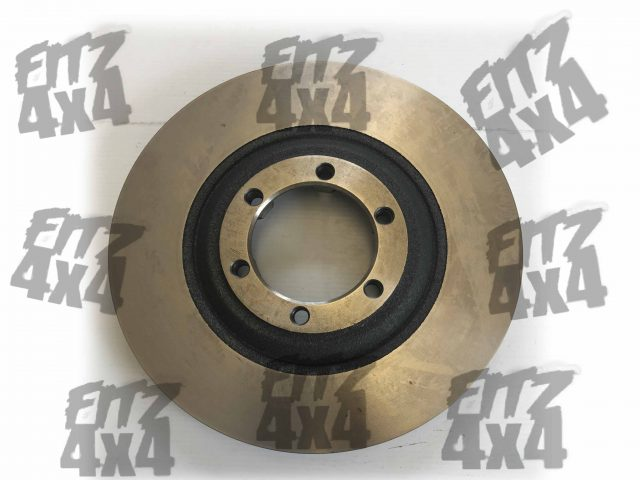isuzu d-max front break disc