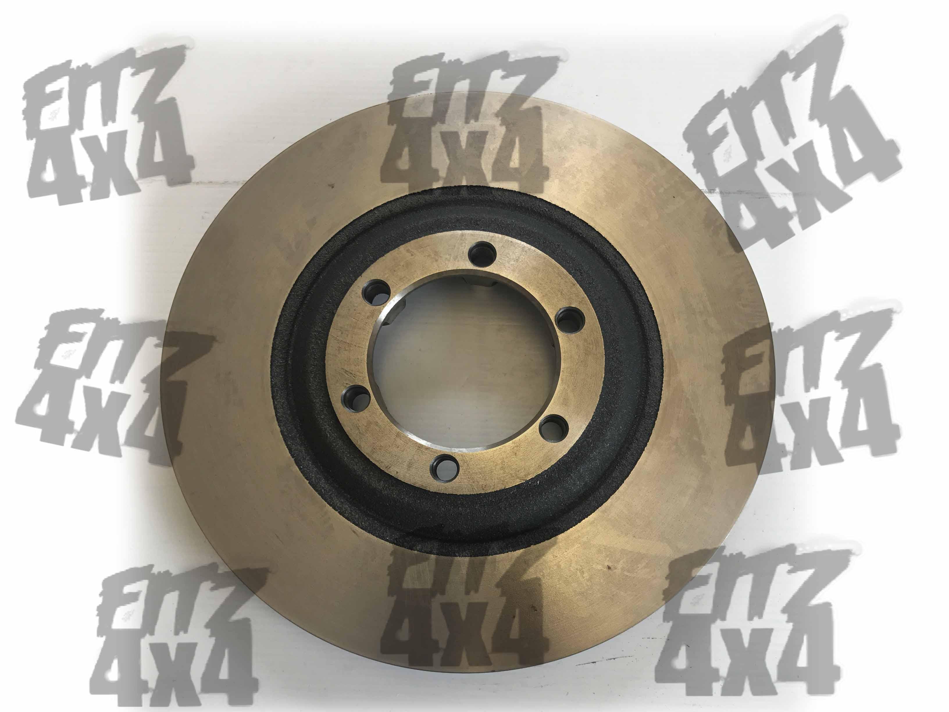 isuzu d-max front break disc