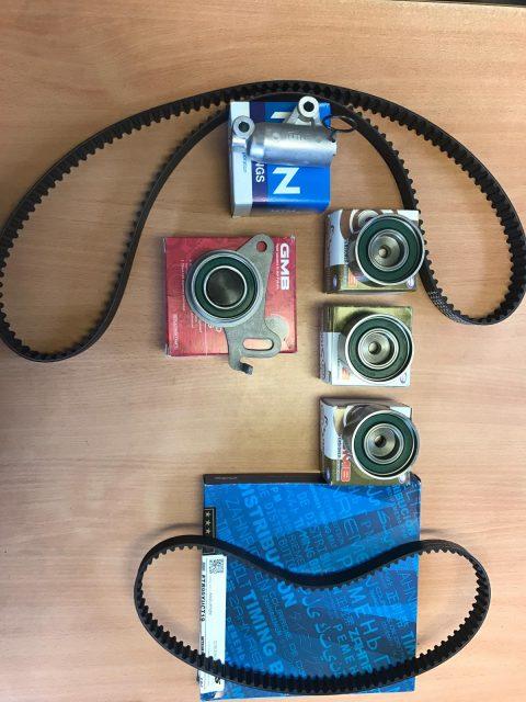 Mitsubishi L200 timing belt kit